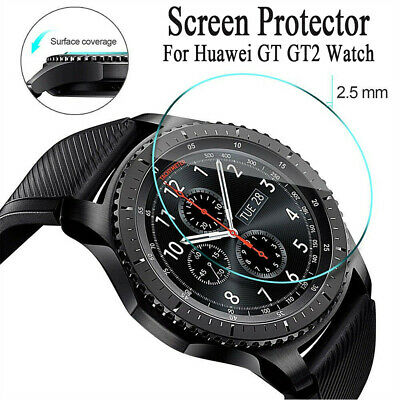 HD Tempered Glass Screen Protector Film For Huawei GT GT2 Watch