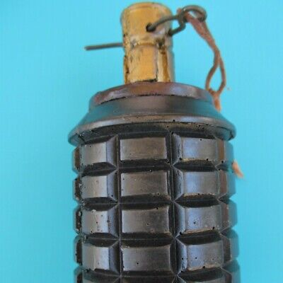 Ww2 Japanese Type 97 Replica Grenade Toy Model Dummy Made From Resin