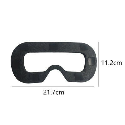 Disposable Hygiene Eye Mask Patch Face Covers for HTC  VR Black/White