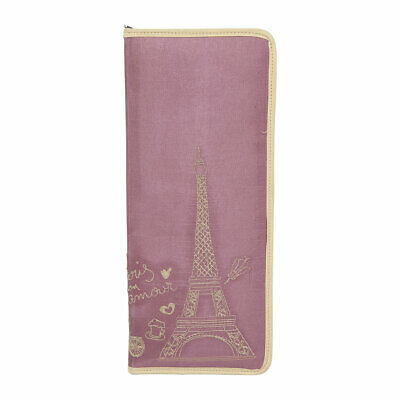 KnitPro Royale Paris Embroidered Knitting Pin Set | Single Ended | 30cm | 29322