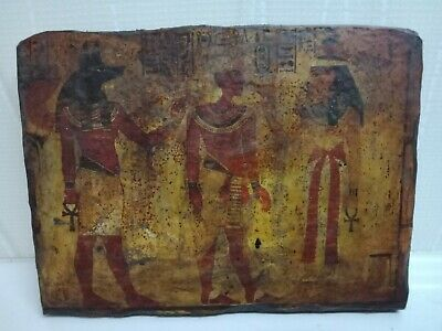 Rare Pharaonic Walls.  Wood