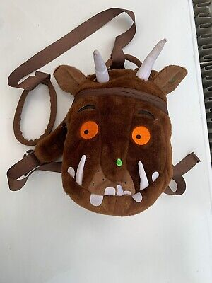 Little life Gruffalo Toddler Backpack With Reins, Immaculate Condition.