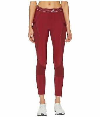 ADIDAS By STELLA McCARTNEY Run Knit Paneled Printed Stretch Leggings Sold Out