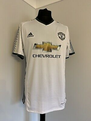 Manchester United 2016/17 Third 3rd Away Football Shirt Size XL
