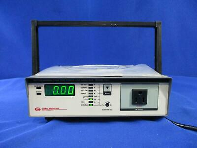 Global Specialties 1521 AutoScan True RMS AC Power Line Analyzer