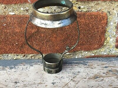 Antique Artic Candle Shade Carrier Manufactured By Greens Part For Restoration