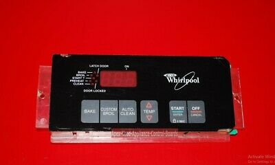Whirlpool Oven Electronic Control Board - Part # 3190625