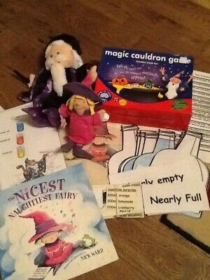 The Nicest Naughtiest Fairy Story Sack Teaching / Childminding resource