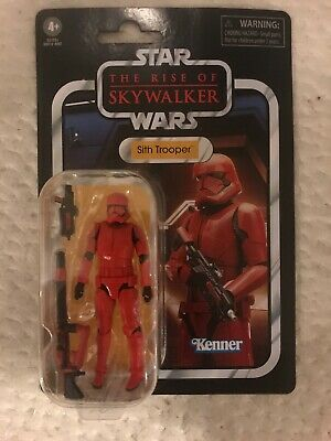 Star Wars The Vintage Collection Sith Trooper VC162 New Rise Of Skywalker