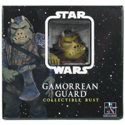 Gentle Giant Star Wars Gamorrean Guard Collectible Bust 244/4000