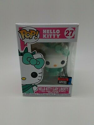 Funko Pop Hello Kitty As Lady Liberty Target 2019 Nycc Shared #27