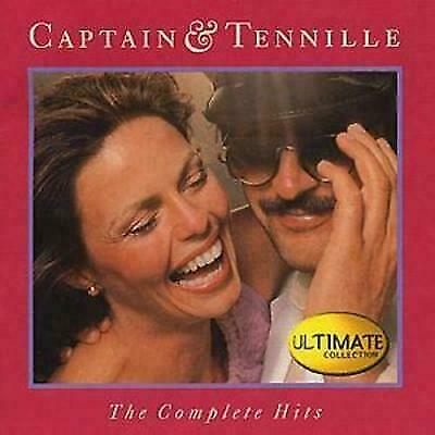 Ultimate Collection: The Complete Hits by Captain & Tennille (CD, May-2001,...