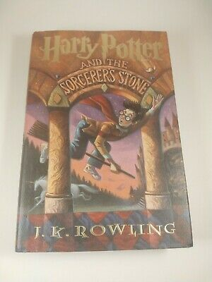 Harry Potter and the Sorcerer's Stone, 1st American Edition, Hardcover FREE