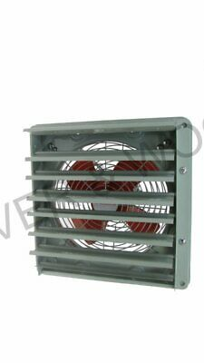Spray Booth Extractor Fan Explosion Proof Paint Shop Fan 300 - 600 mm CNEX rated
