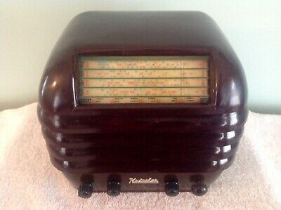 Kriesler Beehive Radio in  Good Condition For Age.