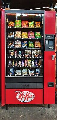 Snack Vending Machine Refrigerated AP 123