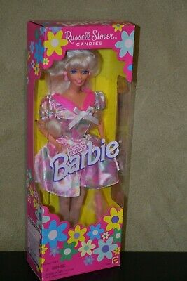 Brand New Barbie Doll 1996 Russell Stover Candies Barbie Doll