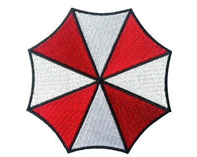 Umbrella Corp Biohazard Resident Evil Costume Cosplay Jacket Patch