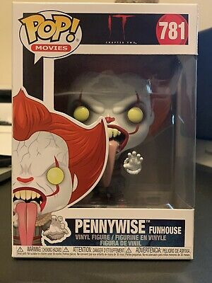 Funko Pop Movies: IT Chapter Two™ - Pennywise™ Funhouse Vinyl Figure #40631