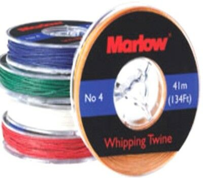 Marlow Whipping Twine No Size 8 in White 23m 75ft