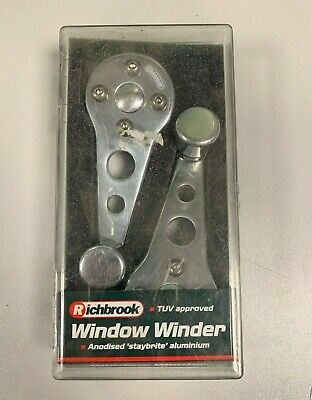 Rover 100  Metro 90-98 Window winder handle grey YOO3199