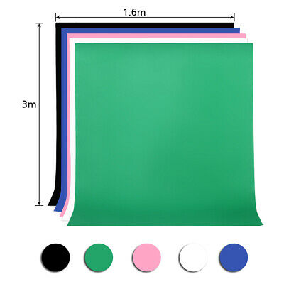 1.6*3M Photography Backdrop Background Fabric Screen Studio Non-Woven Sheet