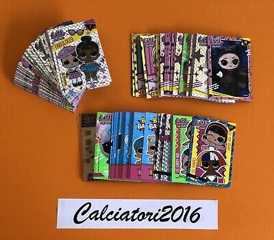 Lol Surprise! 2 Panini - Trading Card Collections Set Completo 193 Glam Cards