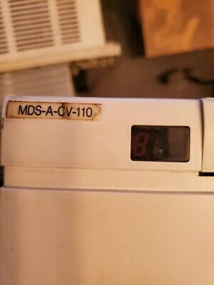 Mitsubishi Power Supply MDS-A-CV-110 Under 2 hours of use