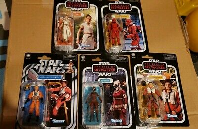 Star Wars The Rise Of Skywalker Kenner Vintage Collection Lot of 6 - IN HAND