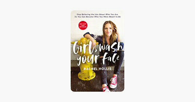 GIRL WASH YOUR FACE - Rachel Hollis - EPUB format (DIGITAL)