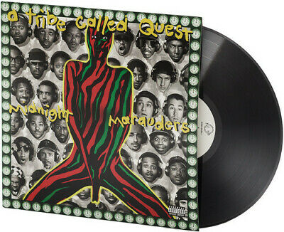 Tribe Called Quest - Midnight Marauders (Vinyl Used Very Good) Explicit Version