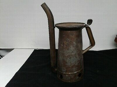 Huffman half gallon swingspout oil can