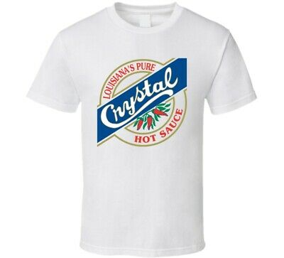 Crystal Hot Sauce Spicy Food Fan T Shirt