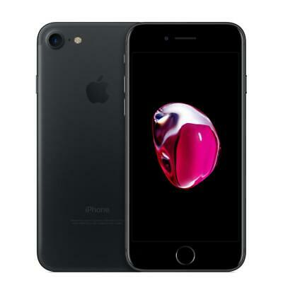 Apple iPhone 7 32GB - Metro-PCS (Metro by T-Mobile) 4G Smartphone - Black
