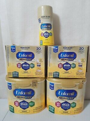 Enfamil Neuropro Baby Formula Lot Powder & Ready to use