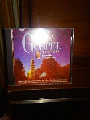GEORGE YOUNCE - Great Gospel Memories - CD - **Mint Condition**
