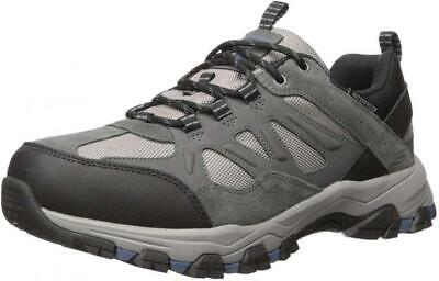 Skechers Men's 66275 Selmen Enago Memory Foam Waterproof Hiking Style Shoes