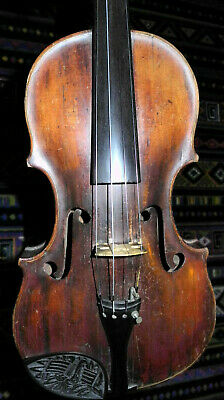 fine old  barock Violin, no label , but amazing !