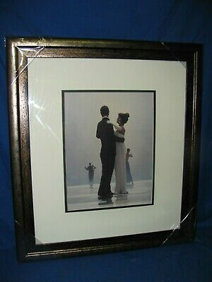 Dance Me to the End of Love 28x25 Framed Art Print by Jack Vettriano
