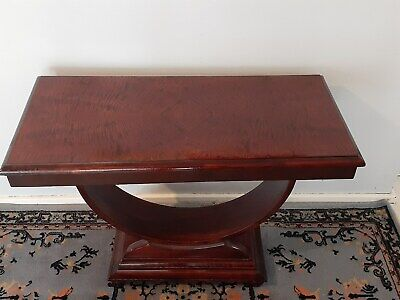 Art Deco Coffee Table U Shaped.