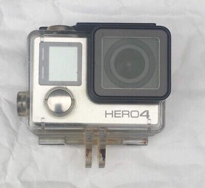 GoPro HD Hero 4 Black Edition with Housing