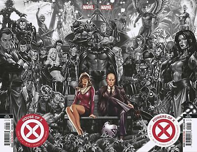 House Of X Powers Of X #1 5th Print ( Brooks Connecting Variant Set) 11/13/19