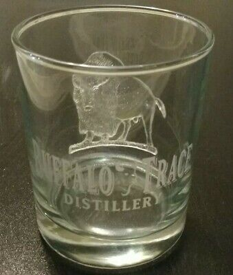 Bourbon Whiskey Whisky Rocks Glass Buffalo Trace Distillery
