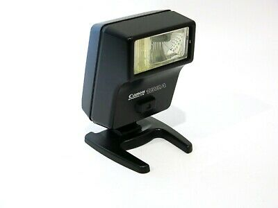 Excellent Canon Speedlite 188A Shoe Mount Flash - Very Clean & Works Properly