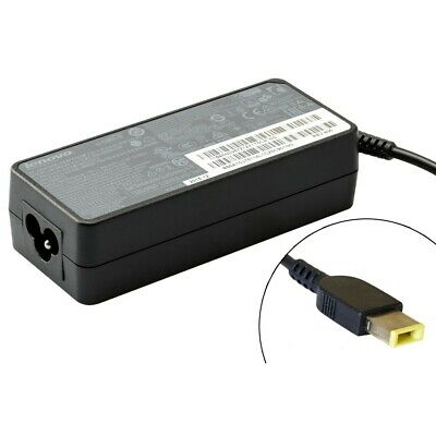 Genuine NEW Lenovo 20V 65W AC Adaptor Charger Power Supply Adapter Square Type
