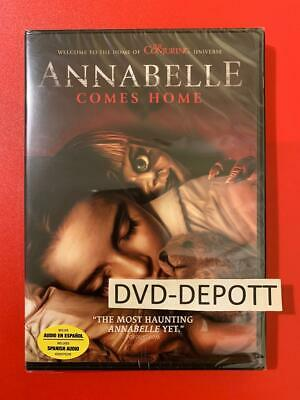 Annabelle Comes Home DVD **AUTHENTIC READ DESCRIPTION** New FAST Free Shipping