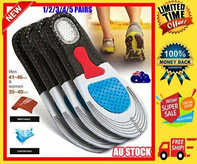 5PCS Caresole Plantar Fasciitis Insoles FootConfortPlus : Feeling Younger Got XD
