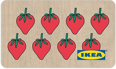 IKEA 100€ / gift card/ buono regalo/ consegna IMMEDIATA