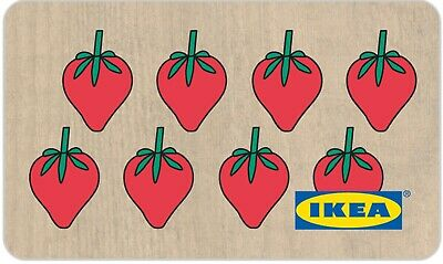 IKEA 50€ / gift card/ buono regalo/ consegna IMMEDIATA