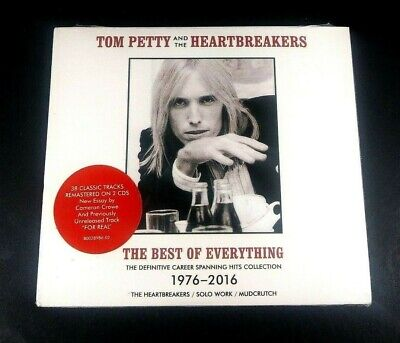 Tom Petty and the Heartbreakers - The Best of Everything 1976-2016 - 2 CD Set